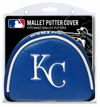 Kansas City Royals Mallet Putter Cover