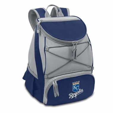 Kansas City Royals PTX Backpack Cooler (Navy)