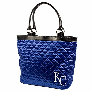 Kansas City Royals Quilted Tote