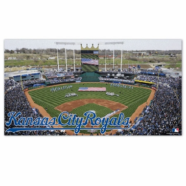 Kansas City Royals Runner Mat