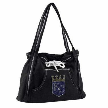 Kansas City Royals Sport Noir Hoodie Purse