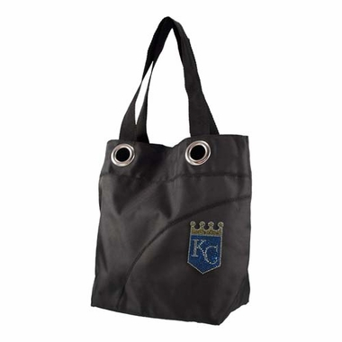 Kansas City Royals Sport Noir Sheen Tote