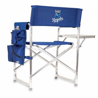 Kansas City Royals Sports Chair (Navy)