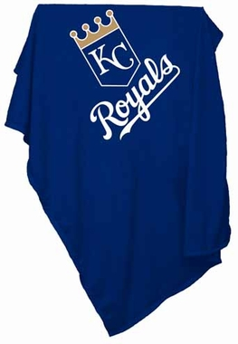 Kansas City Royals Sweatshirt Blanket