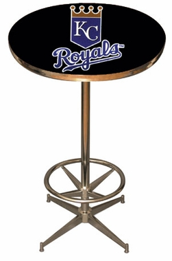 Kansas City Royals Team Pub Table