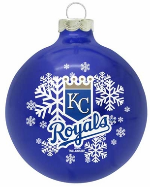 Kansas City Royals Traditional Ornament