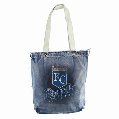 Kansas City Royals Vintage Shopper (Denim)