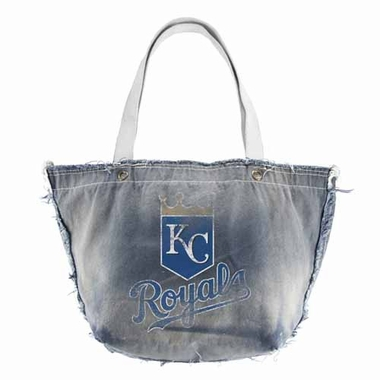 Kansas City Royals Vintage Tote (Denim)