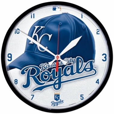Kansas City Royals Wall Clock