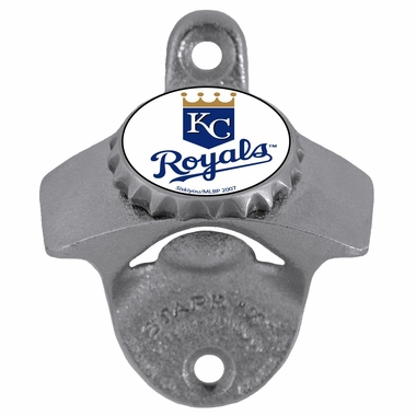 Kansas City Royals Wall Mount Bottle Opener