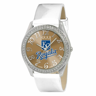 Kansas City Royals Women's Glitz Watch
