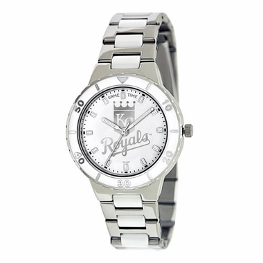 Kansas City Royals Women's Pearl Watch