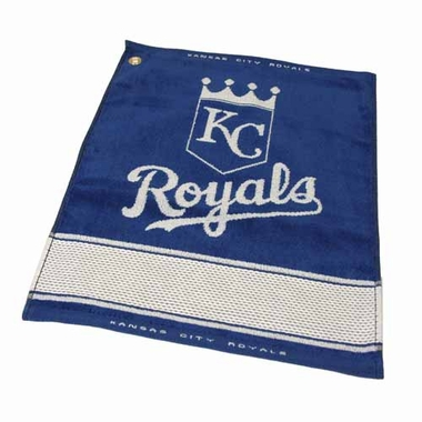 Kansas City Royals Woven Golf Towel