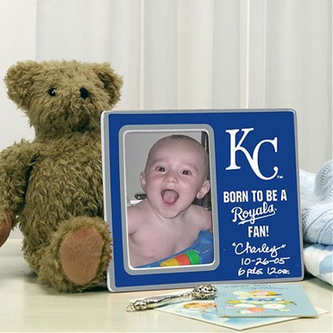 Kansas City Royals Youth Picture Frame