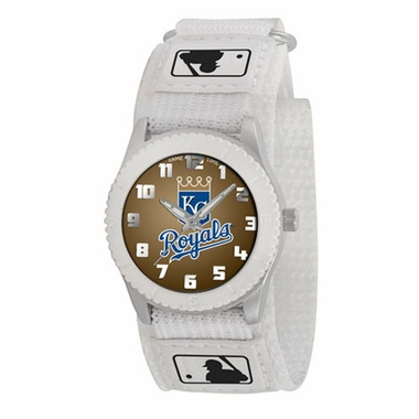 Kansas City Royals Youth Rookie Watch (White)