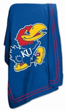 Kansas Classic Fleece Throw Blanket