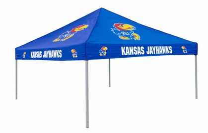 Kansas ColoTeam Team Color Tailgate Tent