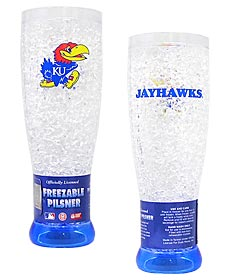 Kansas Crystal Pilsner Glass