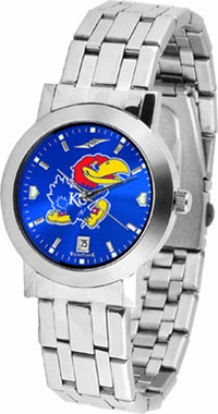 Kansas Dynasty Men's Anonized Watch