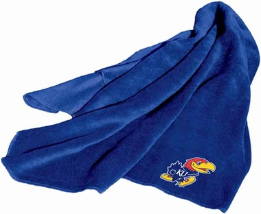 Kansas Fleece Throw Blanket