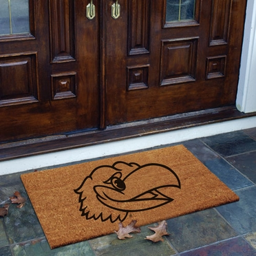 Kansas Flocked Coir Doormat