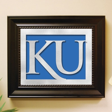 Kansas Framed Laser Cut Metal Wall Art