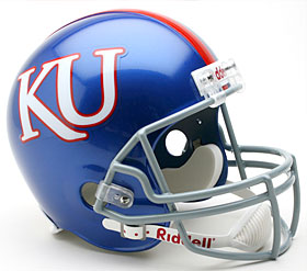 Kansas Full Sized Replica Helmet