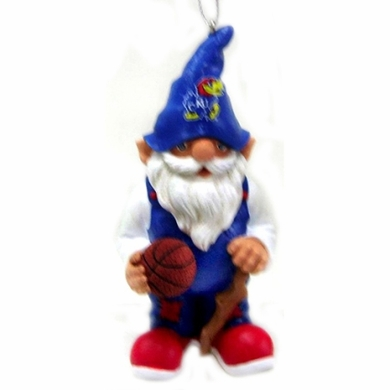 Kansas Gnome Christmas Ornament