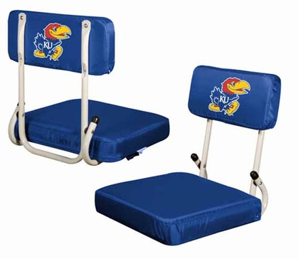 Kansas Hard Back Stadium Seat