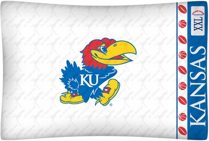 Kansas Individual Pillowcase