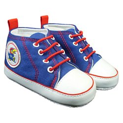 Kansas Infant Soft Sole Shoe