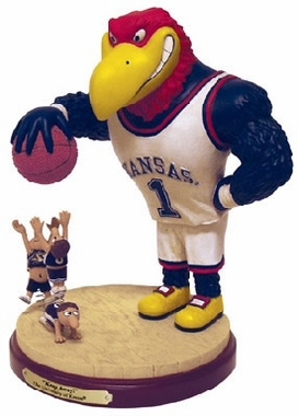 Kansas Keepaway Rivalry Statue