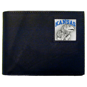Kansas Leather Bifold Wallet