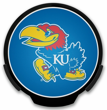 Kansas Light Up Power Decal