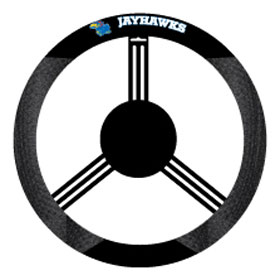 Kansas Jayhawks Mesh Steering Wheel Cover