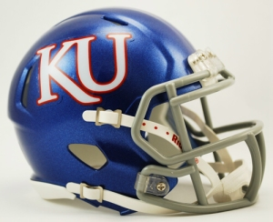 Kansas Mini Replica Helmet