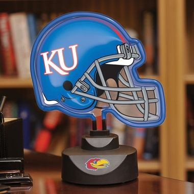 Kansas Neon Display Helmet