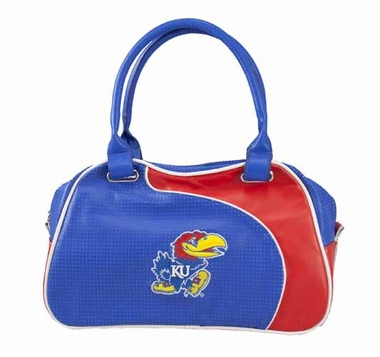 Kansas Perf-ect Bowler Purse