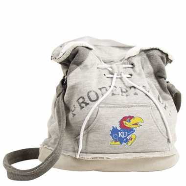 Kansas Property of Hoody Duffle