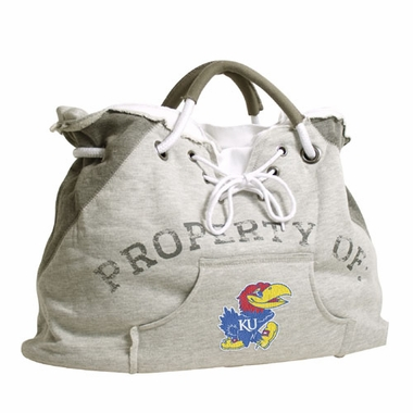 Kansas Property of Hoody Tote
