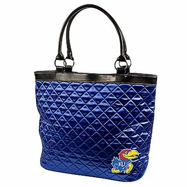 Kansas Quilted Tote