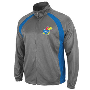 Kansas Rival Full Zip Jacket - Small