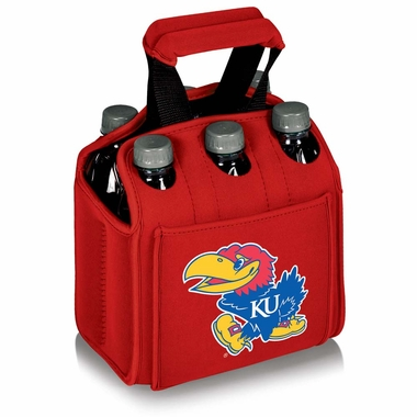 Kansas Six Pack (Red)