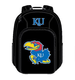 Kansas Southpaw Youth Backpack