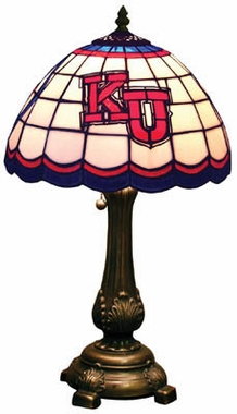 Kansas Stained Glass Table Lamp