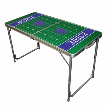 Kansas State 2 x 4 Foot Tailgate Table