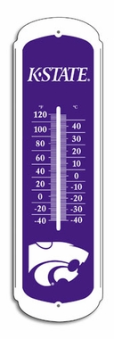 Kansas State 27 Inch Outdoor Thermometer (P)