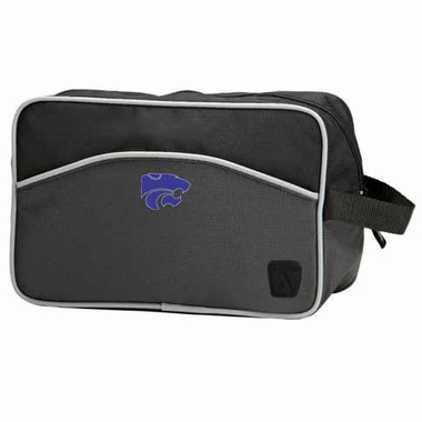 Kansas State Action Travel Kit (Black)