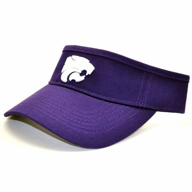Kansas State Adjustable Birdie Visor