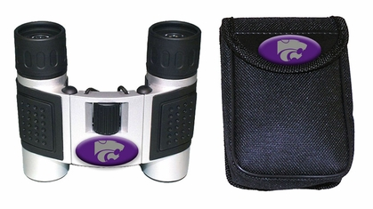 Kansas State Binoculars and Case